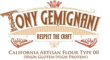 Tony Gemignani's Artisan Type 00 Flour Blend